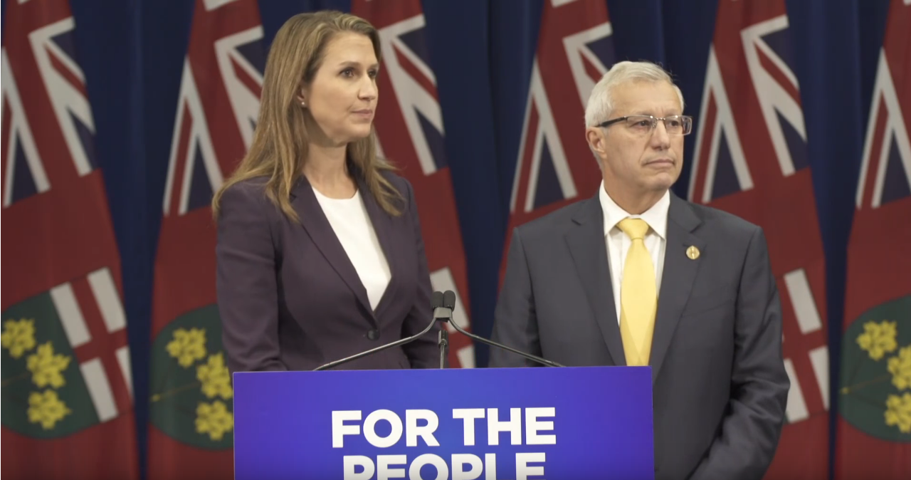 Ontario Cannabis Retail Announcement